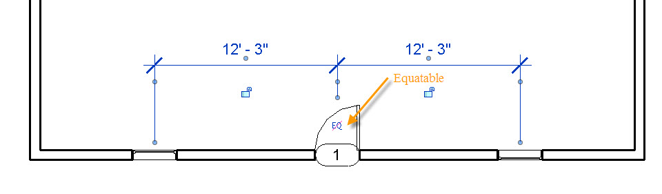 Revit Quick Tip - Multiple Equal Distances - The CAD Masters