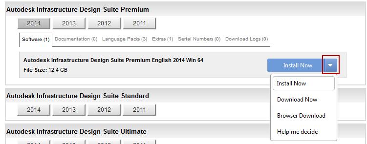Autodesk Subscription Center Download