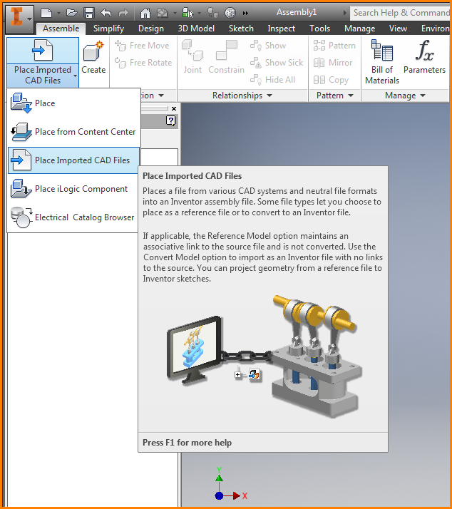 Autodesk Inventor Pro 2016 - New Features - The CAD Masters