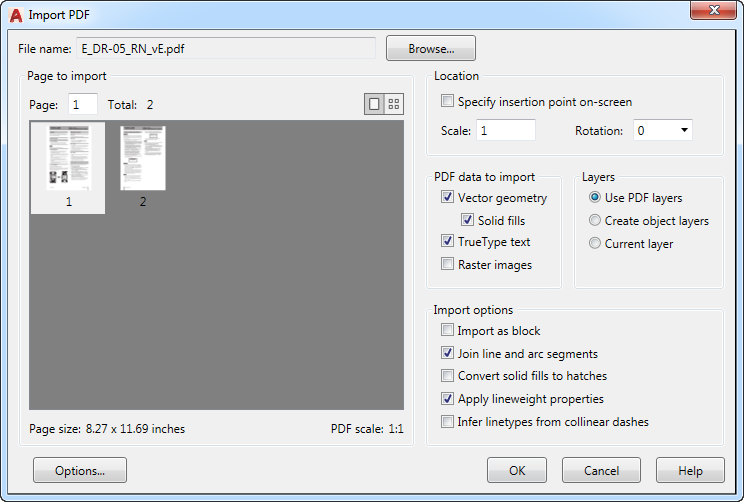 whats new in autocad 2017 pdf