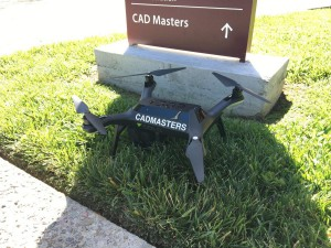 Drone technology CAD Masters